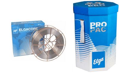 ELGACORE® MATRIX Fil fourré à poudre métallique haute performance